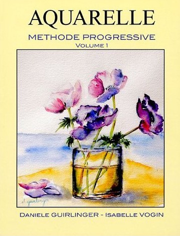 aquarelle méthode progressive