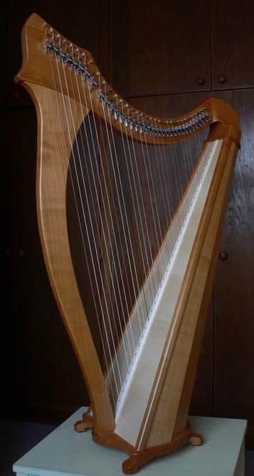 harpe philippe volant